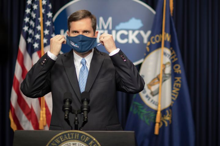 Kentucky Republicans have passed multiple bills limiting Democratic Gov. Andy Beshear's executive emergency powers and then o