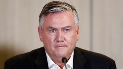 Twitter Users Say Collingwood Players' Racism Apology Is The 'Leadership' Eddie McGuire Should've