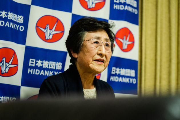 戦後35年以上が経ってから語り始めたという児玉三智子さん