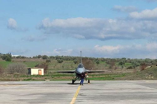 ΕΑΒ: Το πρώτο ελληνικό F-16 Viper πέταξε για τις