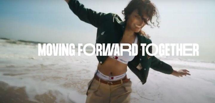 Hilfiger: Moving forward together