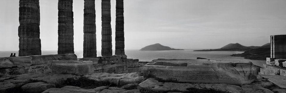 Tempio di Poseidone, Grecia,