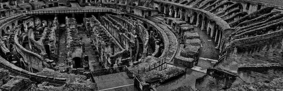 Colosseo, Roma, Italia,