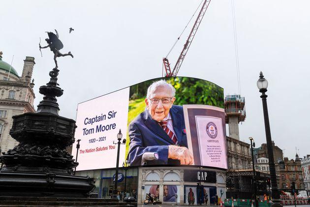 Homejane en Londres a Sir Tom