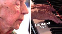 Cette pianiste de 106 ans va vous montrer qu'il n'y pas d'âge pour bien