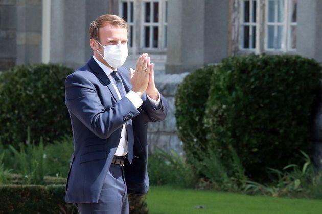 La popularité de Macron reprend des couleurs après son non-reconfinement - EXCLUSIF (photo...