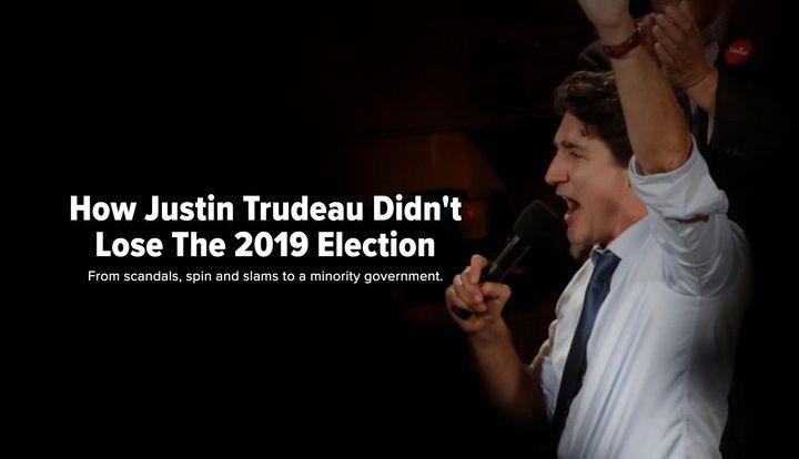 Justin Trudeau long-form feature