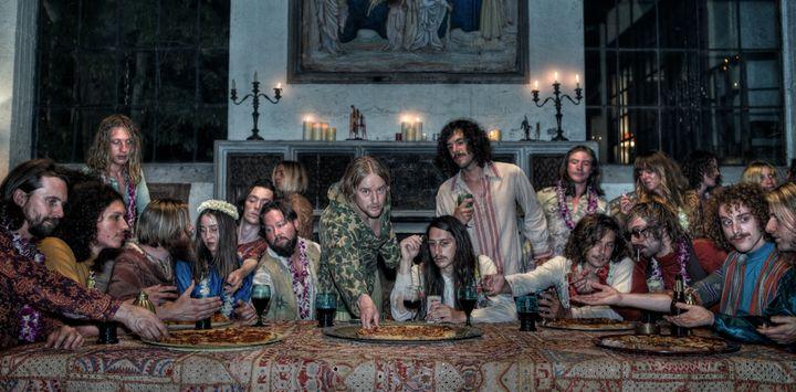 Una imagen de 'Puro vicio', que retrata el movimiento hippie de los setenta en Los Ángeles.