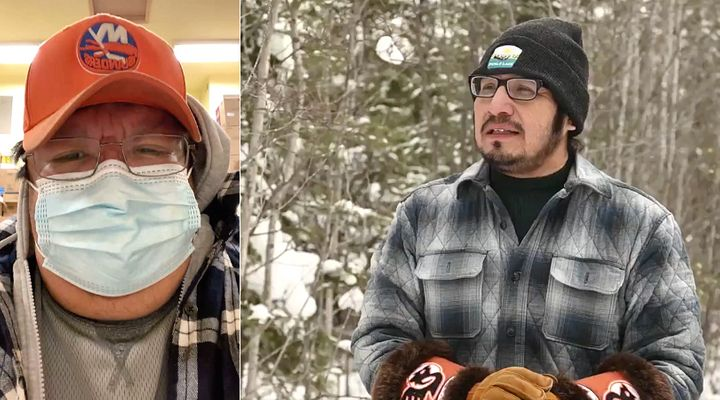 Neskantaga Chief Chris Moonias and Ontario MPP Sol Mamakwa are making videos, livestreams, and answering questions by direct message to encourage First Nations people to get vaccinated.