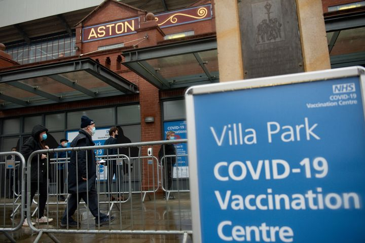 When British authorities first decided to delay second doses of the COVID-19 vaccine, in order to focus on delivering first d