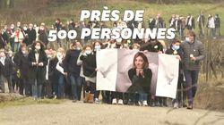 Une marche blanche en hommage à Estelle Luce, la DRH assassinée dans le