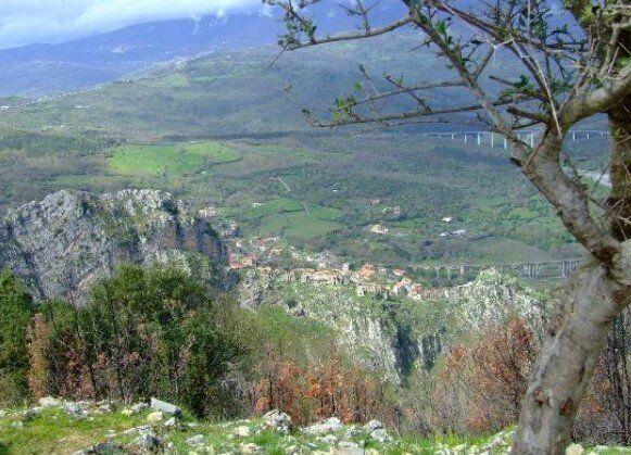 Εθνικό πάρκο Cilento and Vallo di Diano, Ιταλία