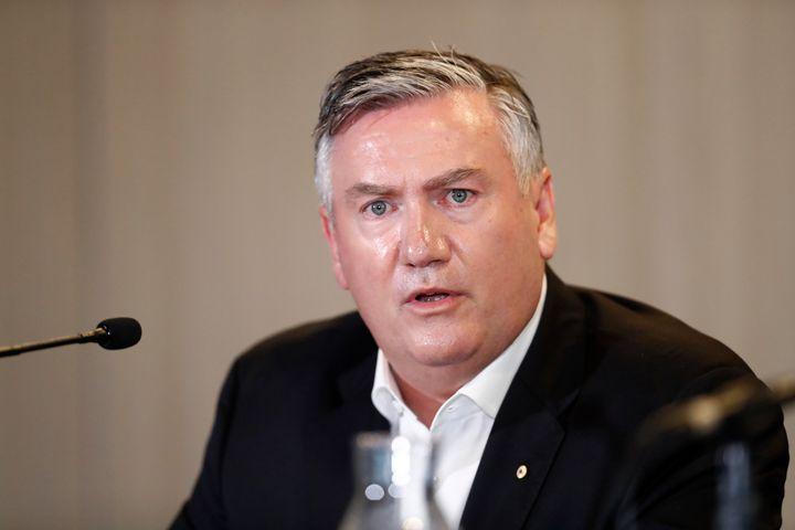 An open letter demands Collingwood President Eddie McGuire quit.