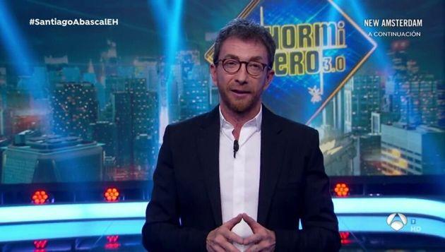 Pablo Motos en 'El