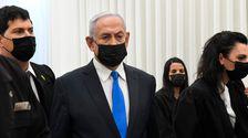 Israeli Prime Minister Benjamin Netanyahu Pleads Not Guilty As Corruption Trial Resumes
