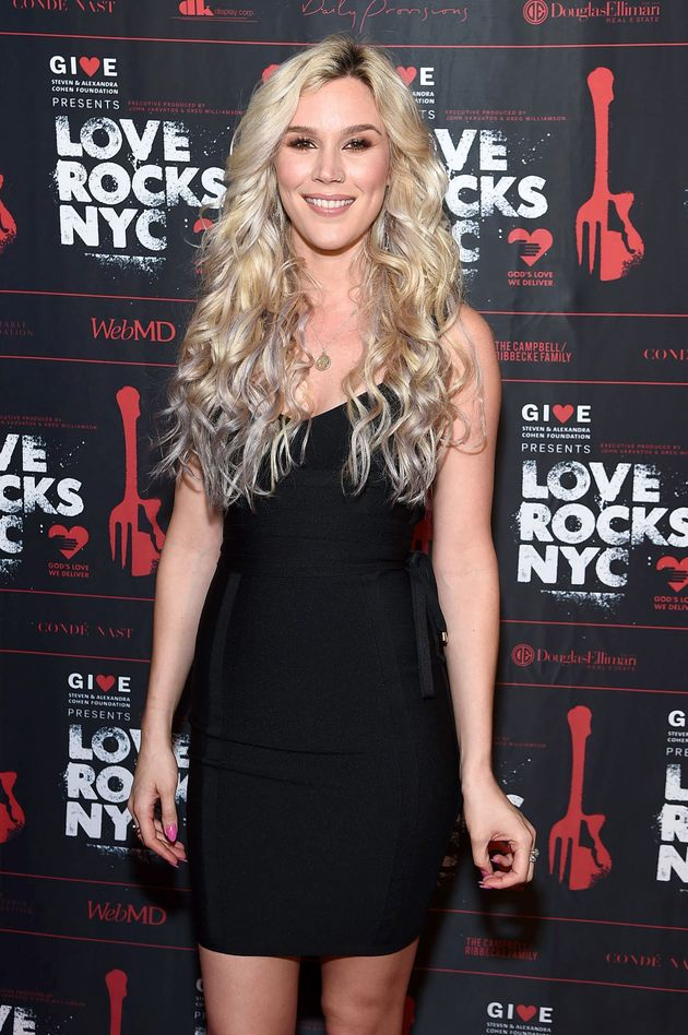 Joss Stone pictured in March