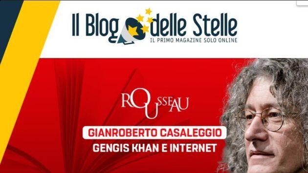 Rousseau e il Blog delle