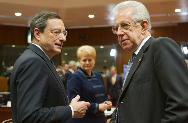 Mario Draghi non è Mario