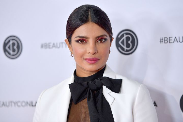Priyanka Chopra writes in her memoir about being told she needed to change her body if she wanted to succeed in Hollywood.