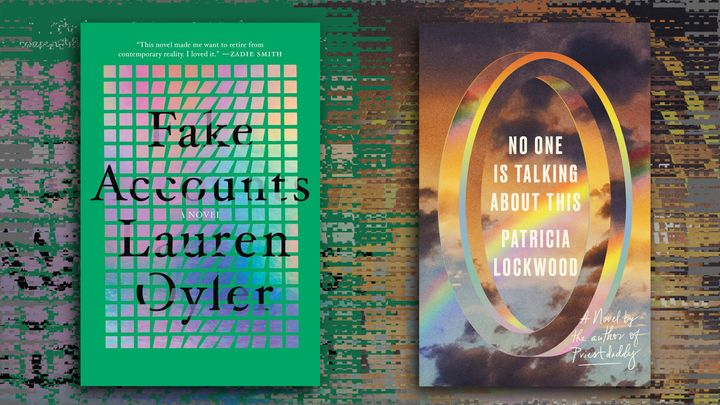 "Lauren Oyler's ""Fake Accounts"" and Patricia Lockwood's ""No One Is Talking About This"" both show us our brains on social media"