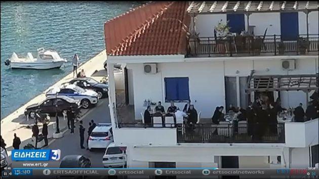 Μύλος με την καταγγελία περί λογοκρισίας στην ΕΡΤ για το γεύμα Μητσοτάκη στην