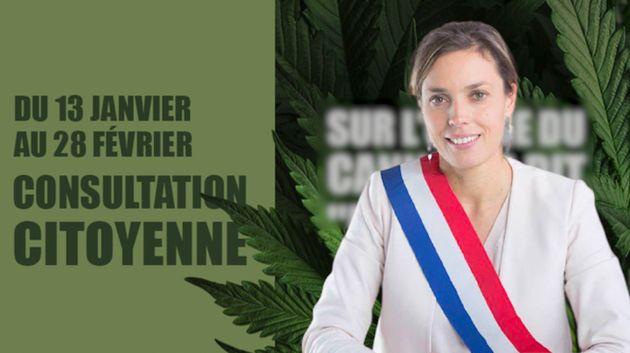 Caroline Janvier, députée LREM et rapporteure de la consultation citoyenne sur le cannabis...