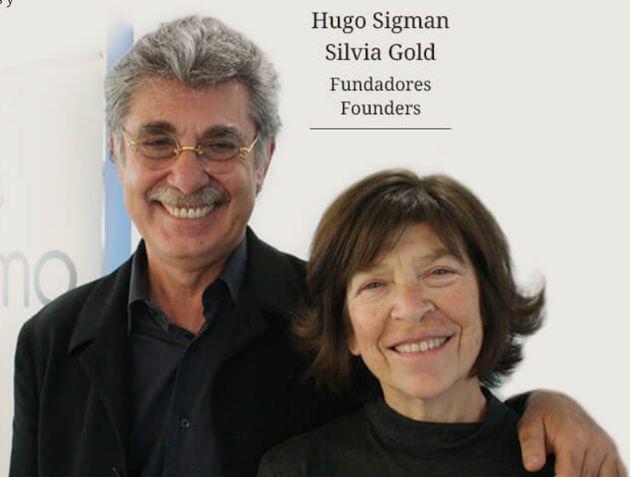 Hugo Sigman y Silvia Gold, fundadores de Grupo