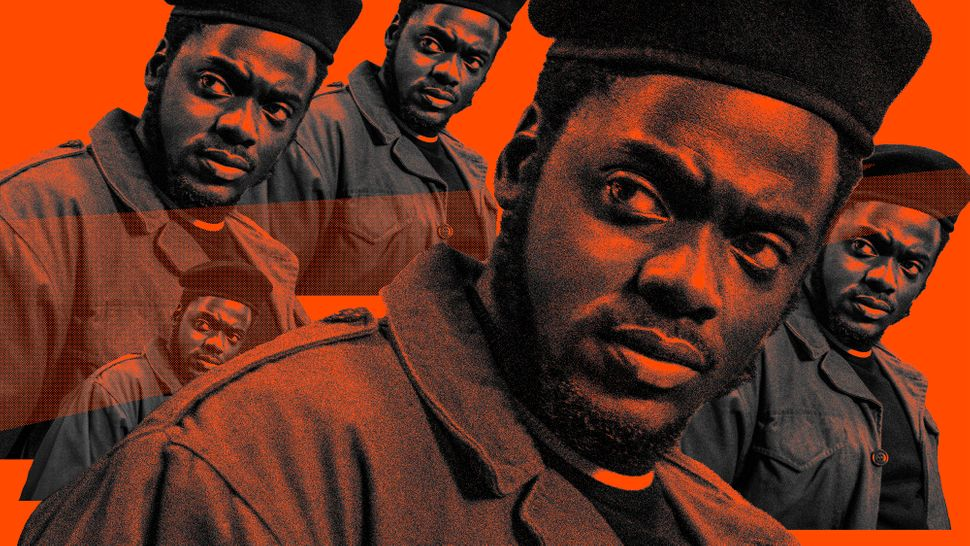 "Daniel Kaluuya, seen here as Fred Hampton in ""Judas and the Black Messiah."""