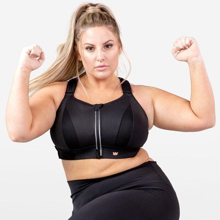"<a href=""https://shefit.com/products/ultimate-sports-bra-black"" target=""_blank"" rel=""noopener noreferrer"">Ultimate Sports Bra from SheFit, $69</a>"