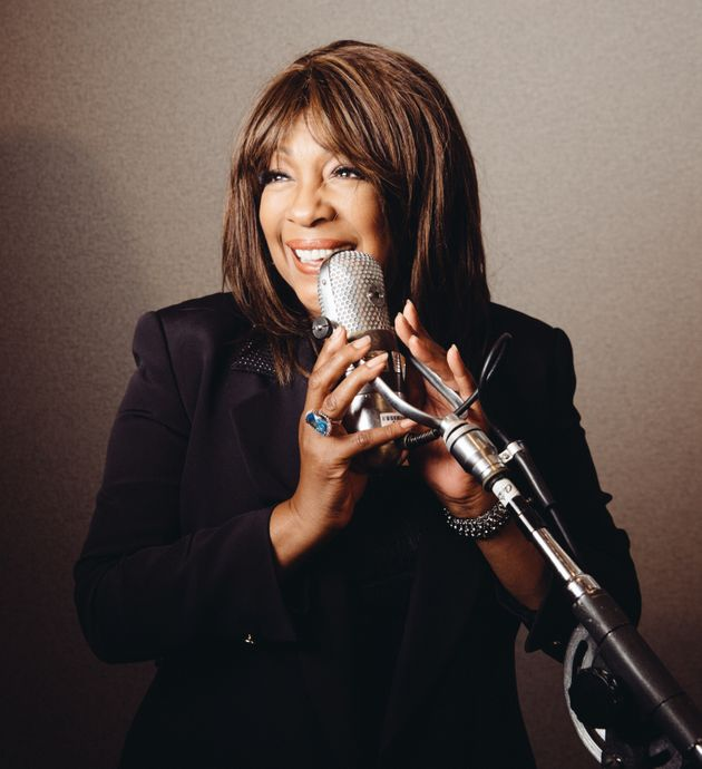 Mary Wilson, founding member of The