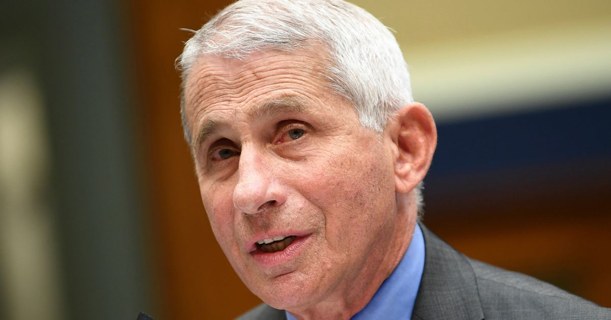 Anthony Fauci Reveals When You Can Finally Shed Your Coronavirus Mask - HuffPost