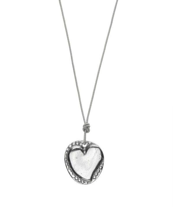 Καρδιά από αλουμίνιο / B&E Goulandris Shop