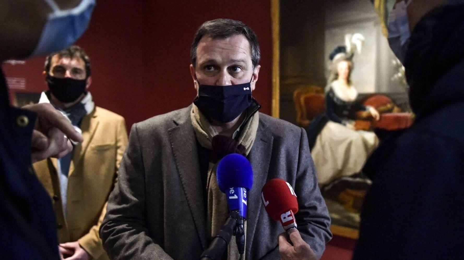À Perpignan, Louis Aliot rouvre quatre musées malgré l'interdiction Covid