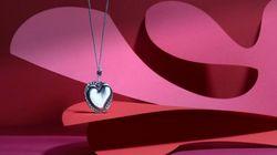 Κοσμήματα για τον έρωτα από το πωλητήριο του Ιδρύματος Βασίλη και Ελίζας
