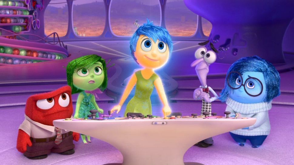 Inside Out film 2015