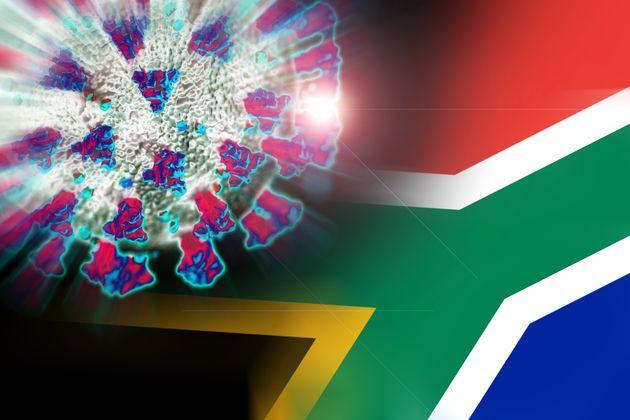 Le variant du coronavirus découvert en Afrique du Sud est soupçonné de diminuer...