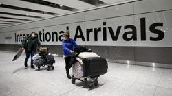 Up To 20,000 People Are Arriving Into The UK Every Day, Says Grant