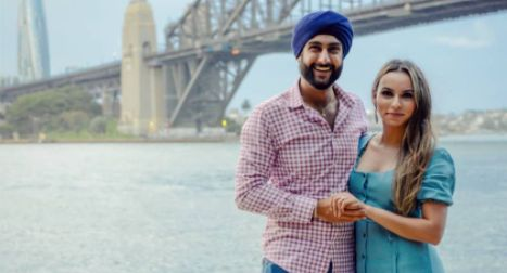 'Amazing Race Australia' contestant Jaskirat Dhingra is engaged to girlfriend