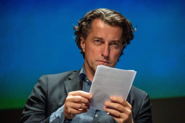 Dominique Boutonnat, ici photographié en septembre 2019 à La Rochelle, est le président du CNC.