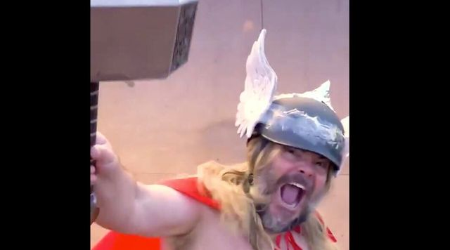 Jack Black Is Your 'New God Of Thunder' In Wild Thor Video.jpg