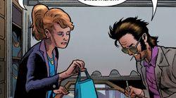 Marvel modifie une case d'un numéro de