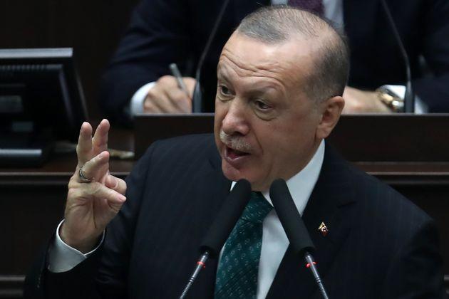 Ερντογάν: Ο Μητσοτάκης με προκάλεσε, να γνωρίζει τα όριά