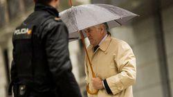 La 'agenda de Bárcenas': afronta cuatro líos judiciales distintos en los próximos
