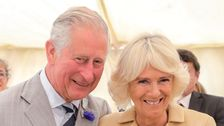 Prince Charles And Camilla, Duchess Of Cornwall, Get COVID-19 Vaccine