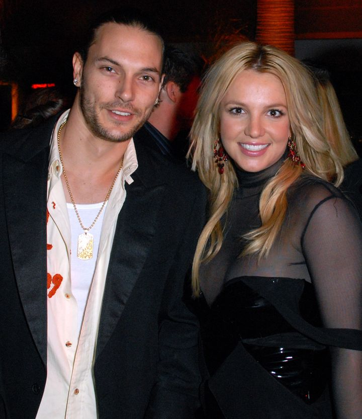 Kevin Federline and Britney Spears while the two were married in 2006. Federline said through his lawyer that he has&ld