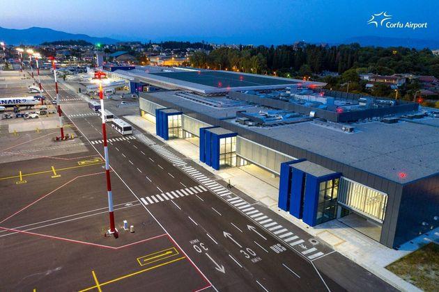 Παραδόθηκαν και τα 14 αεροδρόμια της Fraport