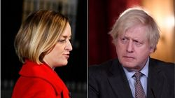 Laura Kuenssberg Captures UK's Mood With Hot Mic Dig About Boris