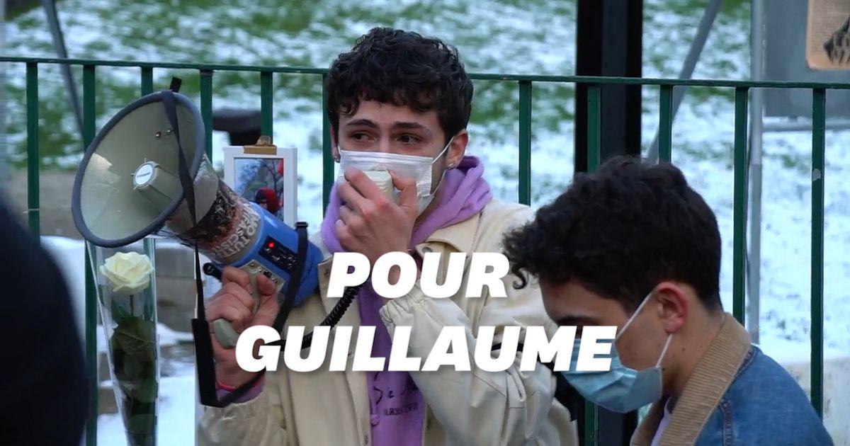L'hommage douloureux à Guillaume, l'étudiant à l'origine du #metoogay retrouvé mort
