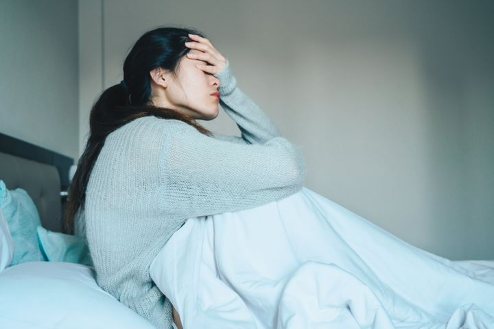 Depression can lead to changes in sleep patterns or extreme fatigue.