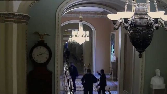 Shocking New Capitol Security Footage Shows How Close Rioters Came To Lawmakers.jpg